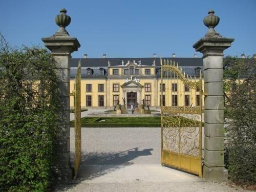 Herrenhausen-Stöcken / Goldenes Tor