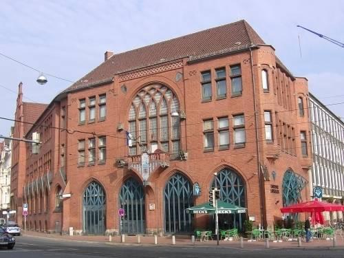 Foto vom Lindener Rathaus