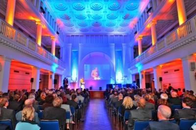 Beethoven Saal im HCC