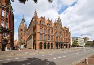 Altes Rathaus mit Marktkirche