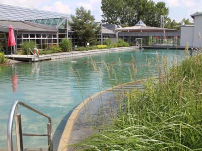 Außenschwimmbereich aquaLaatzium
