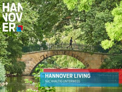 Hannover Living - nachhaltig unterwegs