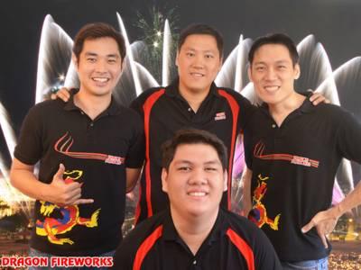 Team Dragon Fireworks