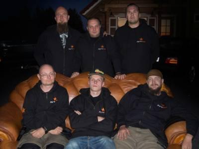 Teamfoto Suomen Ilotulitus