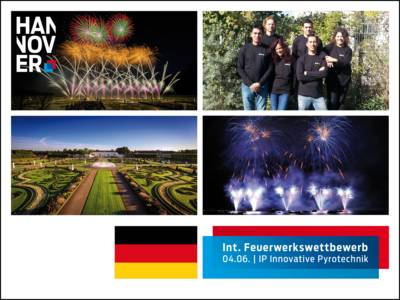 Deutschland, IP Innovative Pyrotechnik