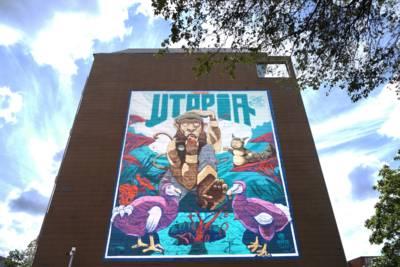 Rookie the weird: Hola Utopia 2020