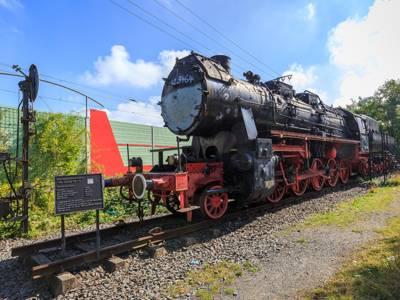 Dampflok in Lehrte