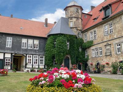 Schloss von Münchhausen in Apelern