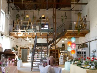 Galerie der Leinenfabrik