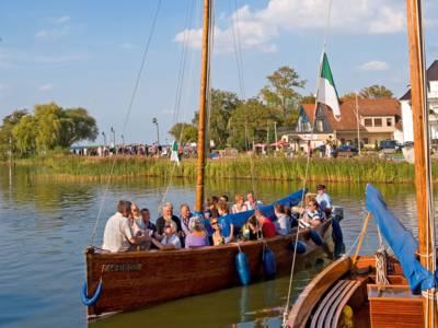 Steinhuder Meer / Auswandererboot