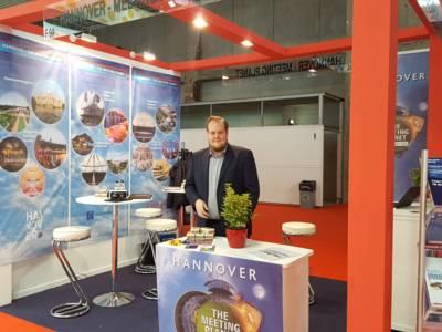 Hannover präsentiert sich auf der IBTM