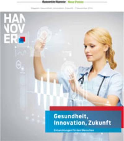 """Magazin """"Gesundheit, Innovation, Zukunft"""""""