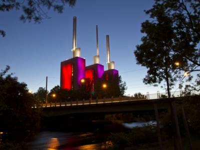 enercity - planta de cogeneración, Linden