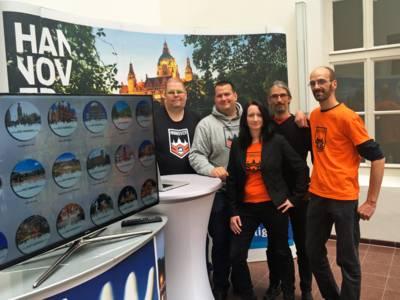 Ingress Mission Day Hannover