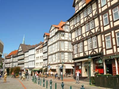 Der Holzmarkt in der Altstadt