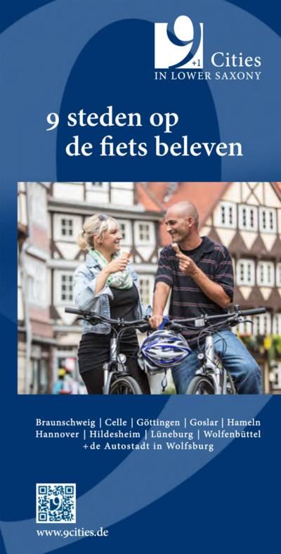 9 steden op de fiets beleven