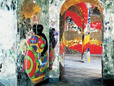 Niki de Saint Phalle Grotto