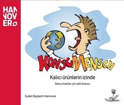 Titelbild Minibuch KonsuMensch