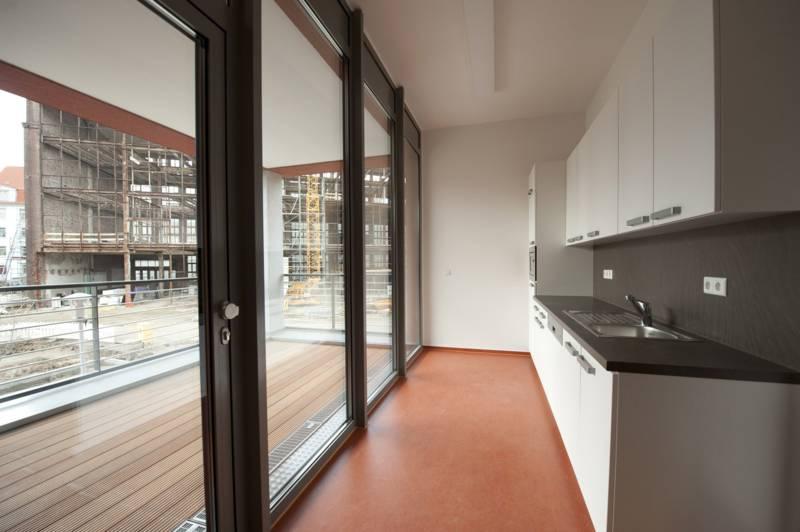 Halle 96 Küchenansicht