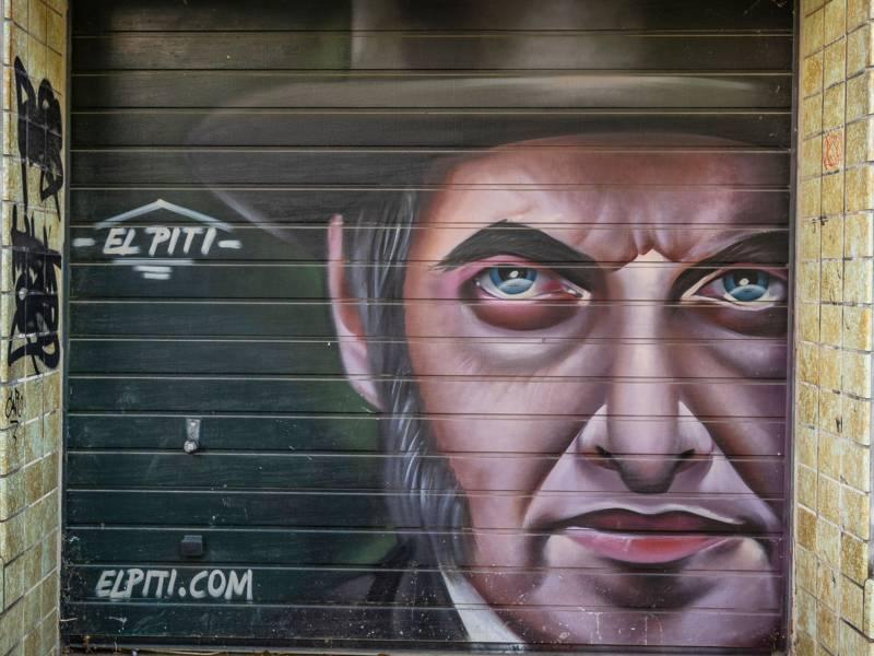 El Piti/Asternstraße