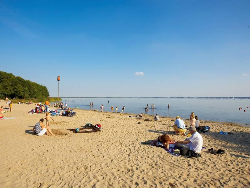 Badespaß in Mardorf