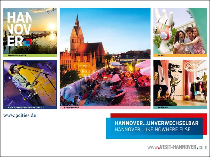 Hannover unverwechselbar