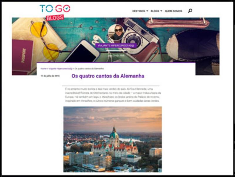 ToGoBlogs