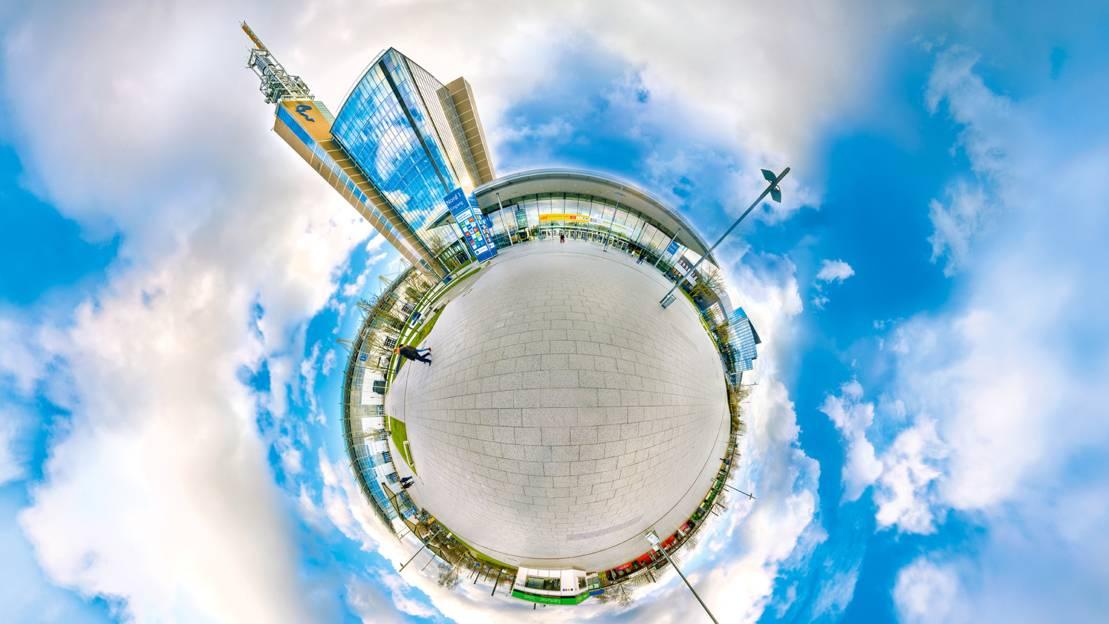 Deutsche Messe in 360°
