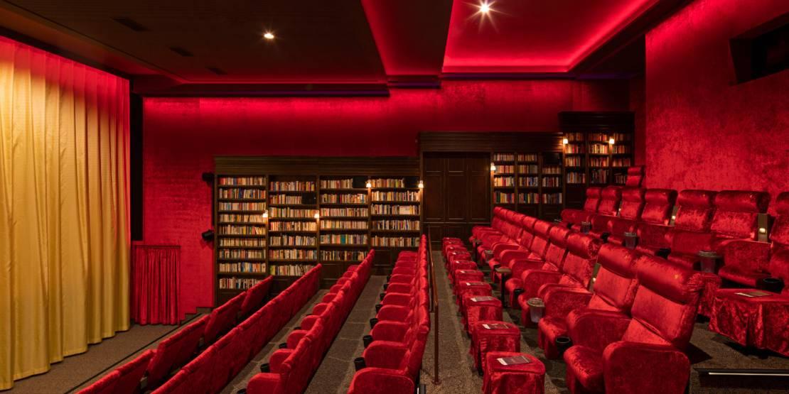 Kinosaal Astor