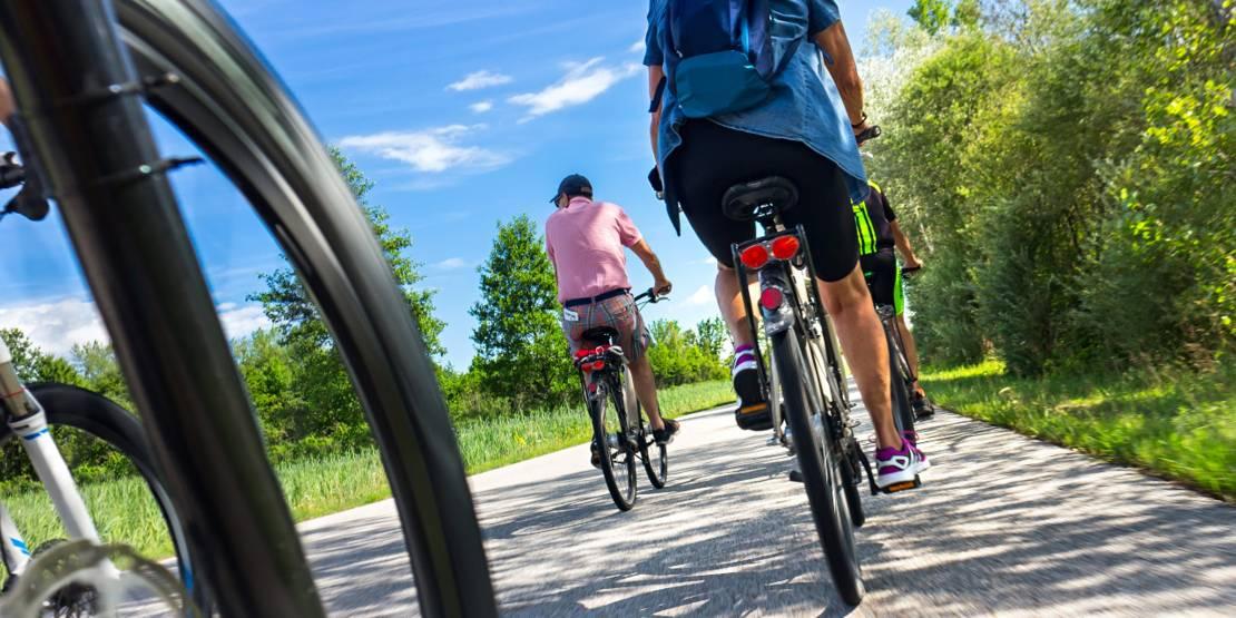 Radtour durch Hannover