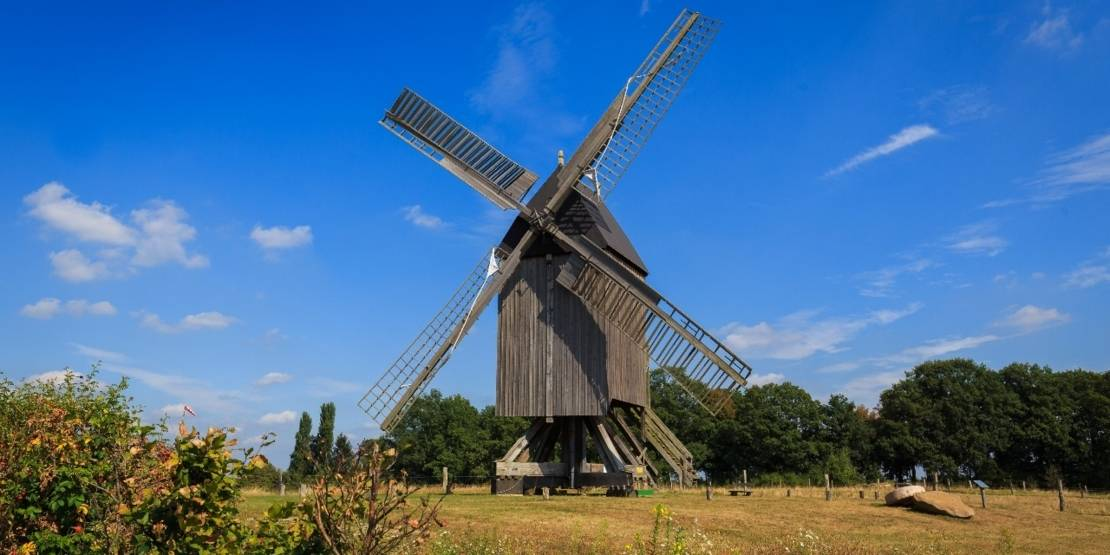 Bockwindmühle Wettmar