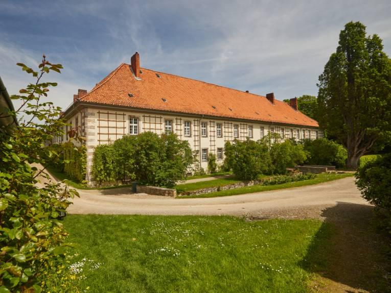 Das Kloster Wülfinghausen wurde 1236 geründet