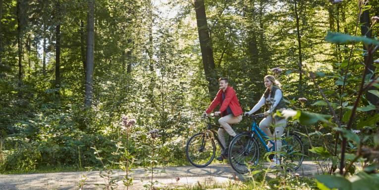 Radfahren im Deister