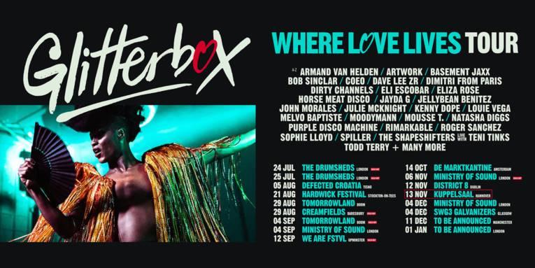 Glitterbox - Where Love Lives Tour