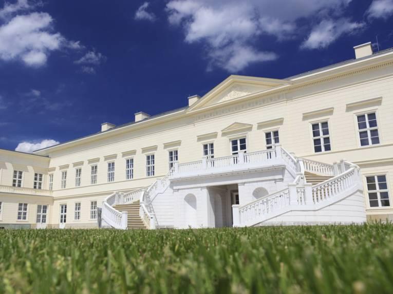 Schloss Herrenhausen Vorderansicht