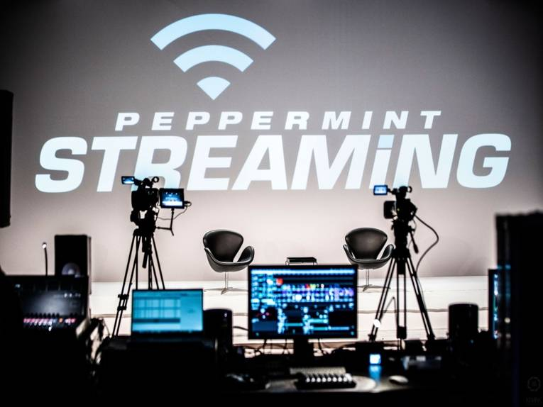 Peppermint Streaming Studio