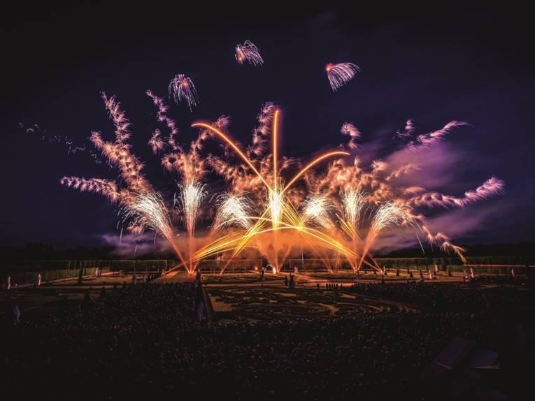 Feuerwerk: Hannover explosiv
