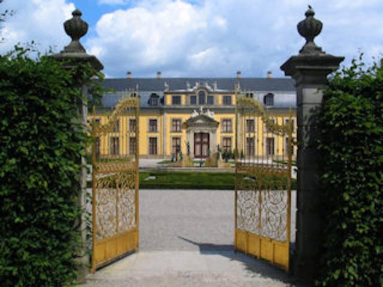 Goldene Tor Herrenhäuser Gärten