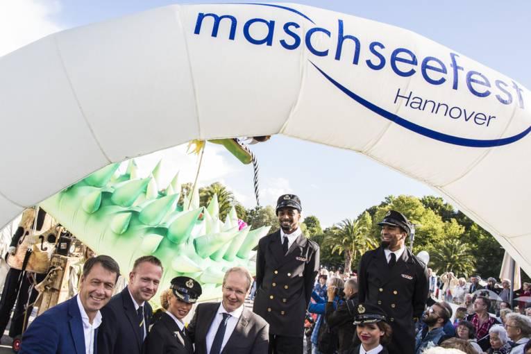 Maschseefes Lake Festival