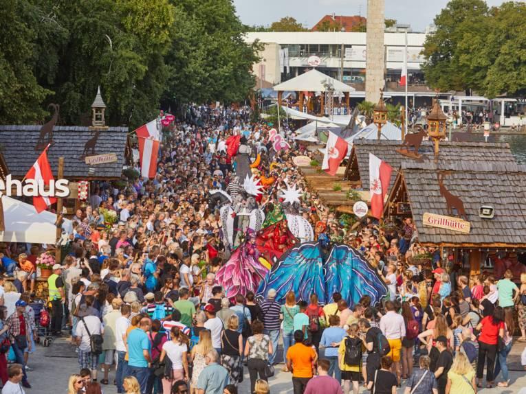 Eröffnung Maschseefest 2019