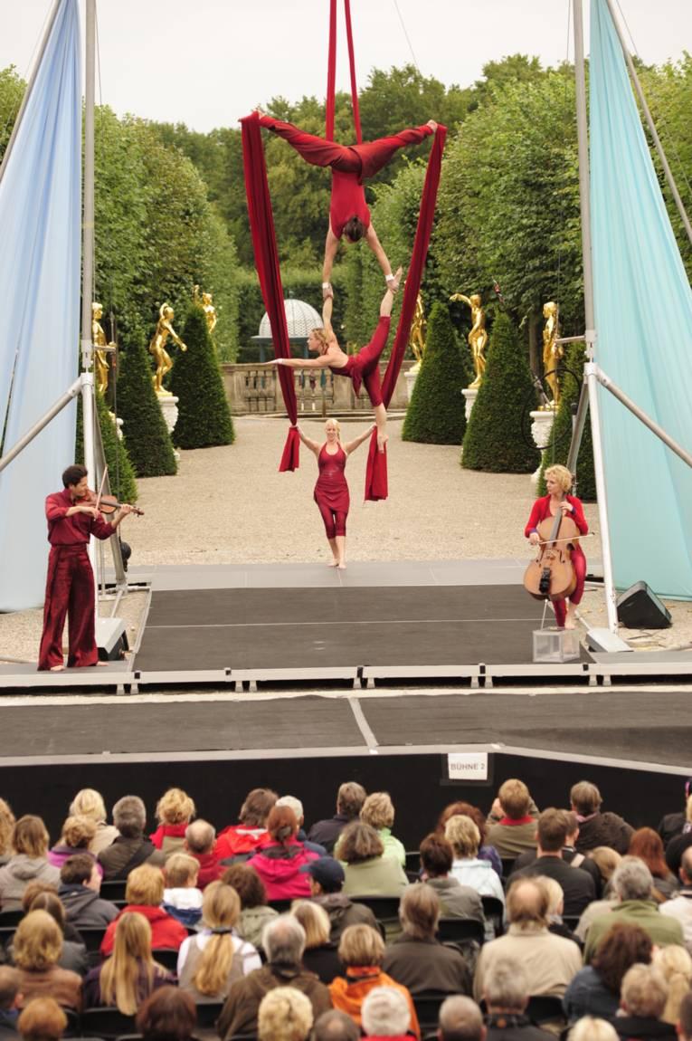 Kleines Fest Gartentheater