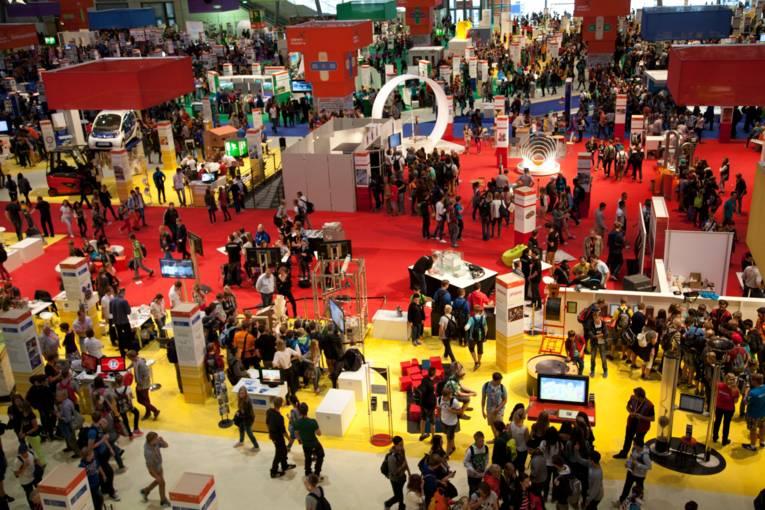 Erfolgreiches Konzept: 2013 strömten 342.000 Besucher zur IdeenExpo.