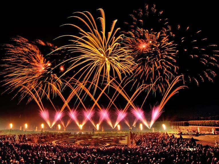 Feuerwerkswettbewerb