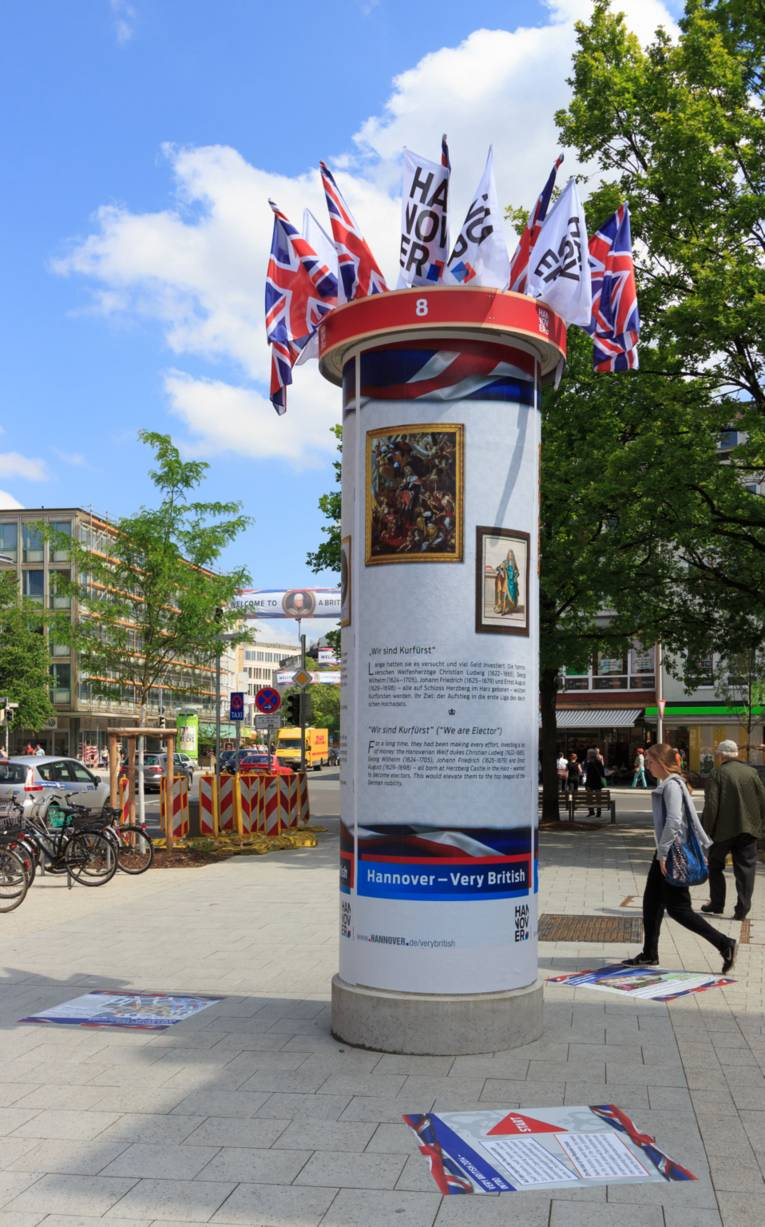 Open-Air-Galerie Very British