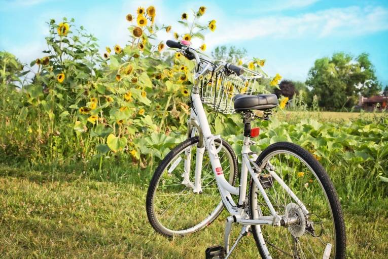 Fahrrad fahren in Hannover
