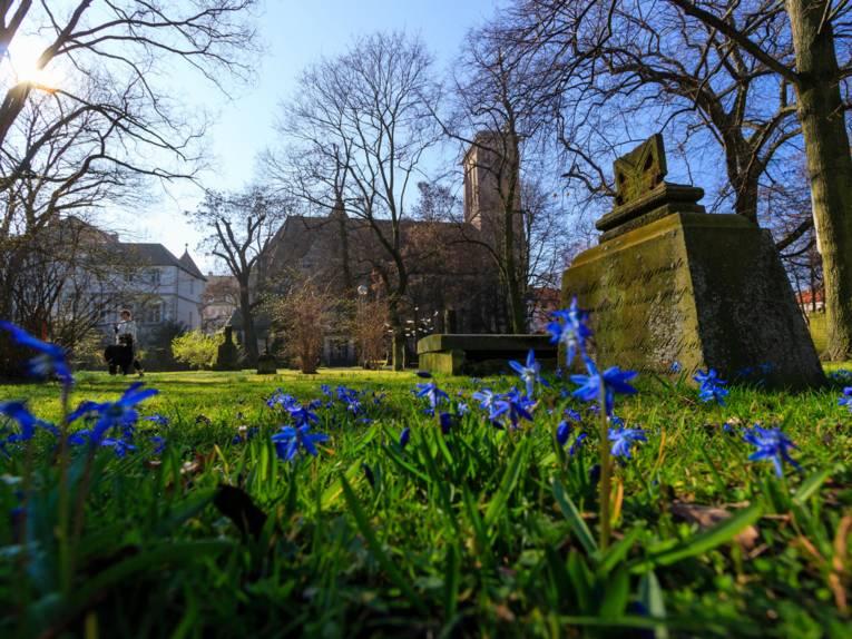 Gartenfriedhof