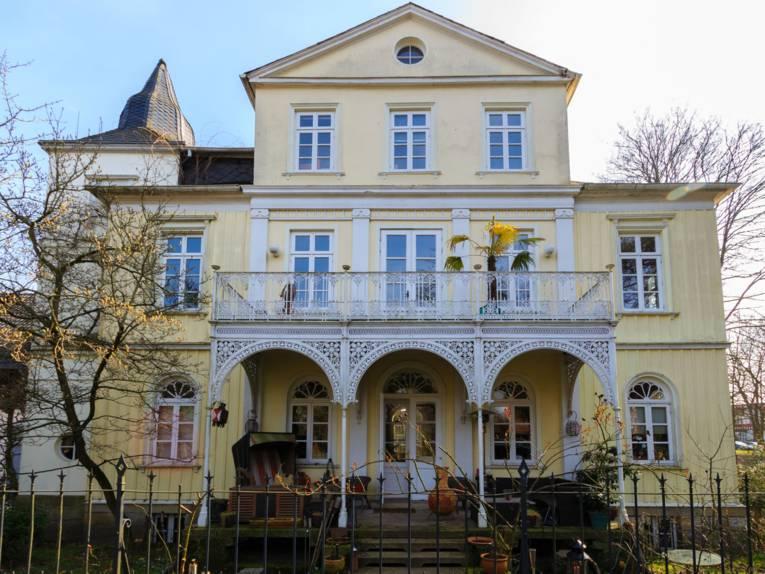 Gartenhaus der Kammerfrau von Beckedorf