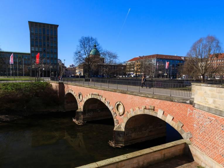 Marstallbrücke/Martin-Neuffer-Brücke