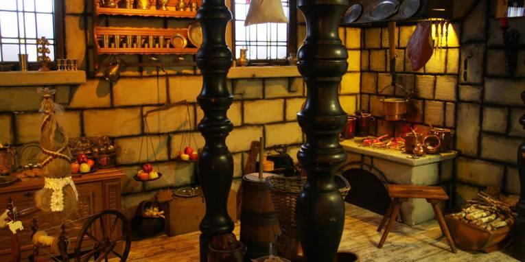 WOK Mittelalterliche Küche