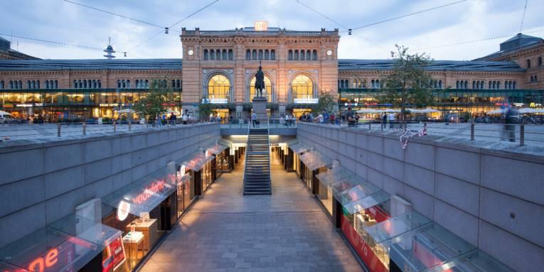 Innenstadt Hannover
